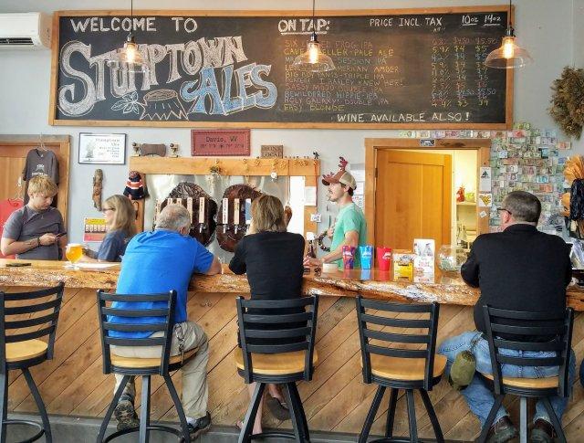 Stumptown Ales