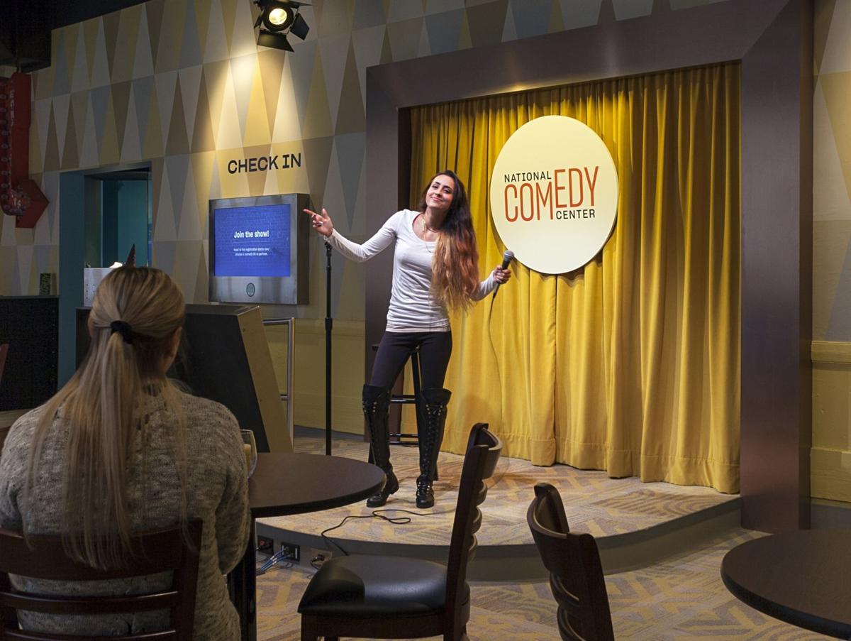 Comedy Karaoke