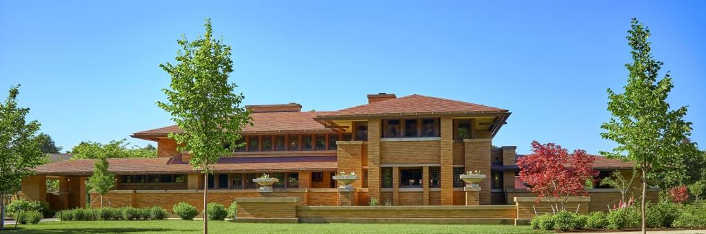 The Darwin Martin House